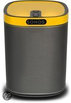 Flexson ColourPlay 1 - Skin voor de Sonos PLAY:1 - Geel
