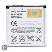 Sony Ericsson Batterij / Accu voor de Sony Ericsson W580i