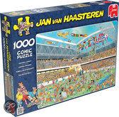 Jan van Haasteren Voetbal Waanzin! - Puzzel