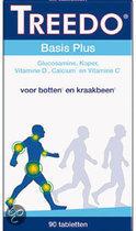 Treedo Basis Plus - 180 tabletten - Voedingssupplement