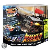 Air hogs Hover assault: zwart