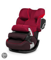 Cybex - Pallas 2 - Autostoel - Strawberry Donkerrood