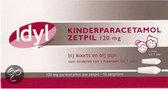 Idyl Paracetamol ZP 120mg  AV 10 st