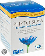 Arkopharma Phyto Soya 17.5 mg - 180 Capsules - Voedingssupplement