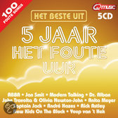 Q-Music: Het Beste Uit 5 Jaar Het Foute Uur