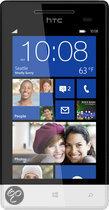 HTC Windows Phone 8S - Zwart/wit
