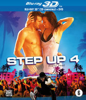 Step Up 4 (3D & 2D Blu-ray)