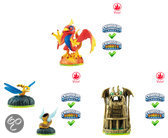 Skylanders Spyro's Adventure Dragon's Peak Adventure Pack Wii + PS3 + Xbox 360 + 3DS + PC