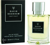 David Beckham Instinct - 50 ml - Eau de Toilette