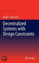 Decentralized Control and Filtering