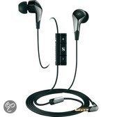 Sennheiser CX 880i - In-ear koptelefoon Zwart