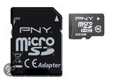 PNY MicroSD-kaart 32GB