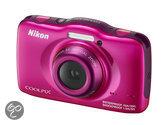 Nikon COOLPIX S32 - Roze