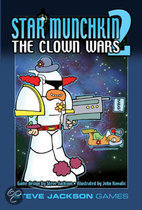 Star Munchkin 2 : Clown Wars