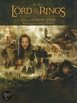 The Lord Of The Rings: Big Note: The Motion Picture Trilogy