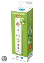 Nintendo Wireless Remote Controller Yoshi Editie Wii U + Wii - Groen