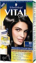Vital Colors 90 Zwart - Haarkleuring