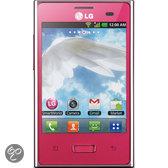 LG Optimus L3 - Roze