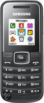 Samsung E1050 - Zwart