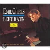 Emil Gilels Plays Beethoven