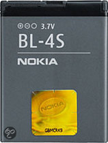 Nokia BL-4S Li-Ion Batterij