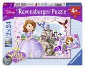 Ravensburger Sofia´s koninklijke avontuur - Puzzel