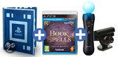 Foto van Sony PlayStation Move Starterpack + Wonderbook + Book Of Spells