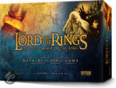 The Lord of the Rings The Fellowship of the Ring Deck-Building Game