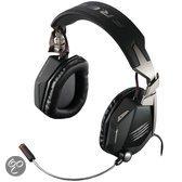 Foto van Madcatz F.R.E.Q. 7 Dolby 7.1 Gaming Headset Mat Zwart PC