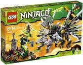 LEGO Ninjago Drakenduel - 9450