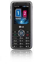 LG GX200 - Zwart
