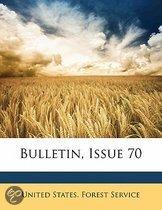 Bulletin, Issue 70