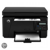 HP LaserJet Pro MFP M125NW - All-in-One Laserprinter