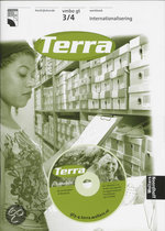 Terra / 3/4 Vmbo Gt Internationalisering / Deel Werkboek