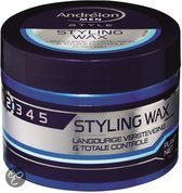 Andrelon For Men Styling Wax - 75 ml - Wax