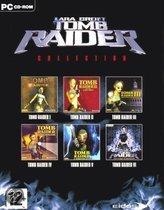 Tomb Raider - 1Tot En Met 6