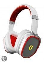Logic3 Ferrari Scuderia R300 Active Noise Cancelling Headphones Wit PC + Mac + Mobile