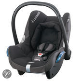 Maxi-Cosi CabrioFix - Autostoel - Black Reflection
