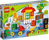 LEGO Duplo Basic Spelen met Getallen - 5497