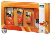 Kneipp Genieten & Passievrucht - Geschenkverpakking