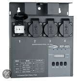 Showtec Showtec RP-405 Switch pack DMX Home entertainment - Accessoires