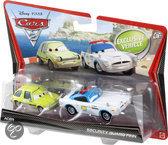 Cars Acer & Security Guard Finn