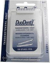 Duodent - 100 st - Tandenstoker