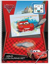 Cars Aqua Art Kleurboek