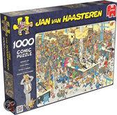 Jan van Haasteren Kassa Erbij - Puzzel 1000 stukjes