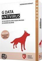 G Data AntiVirus 2015 - 3 Users (Dutch)