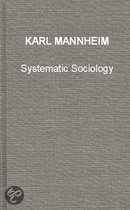 Systematic Sociology