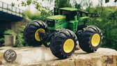 John Deere Monster Treads - RC Tractor