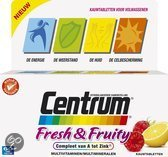 Centrum Fresh&Fruity - 90 tabletten - Multivitaminen