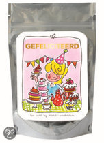 Blond Amsterdam Tea card 'Gefeliciteerd' (groene thee citroen)